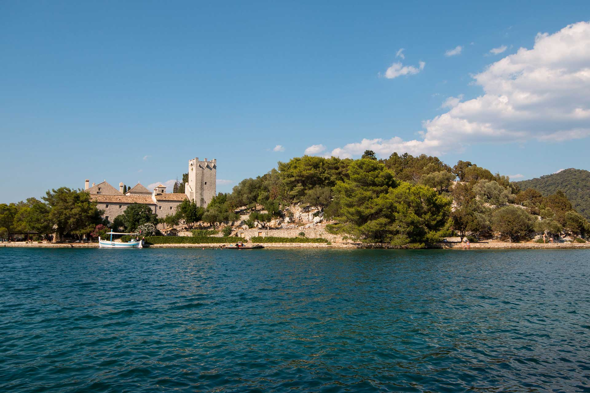 cruising honeymoon in croatia dalmatia mljet