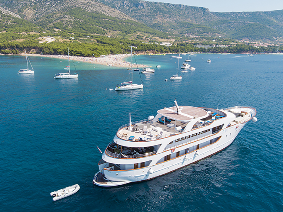 cruising honeymoon in croatia dalmatia